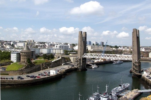 Brest and its port: favorable environment for seminars