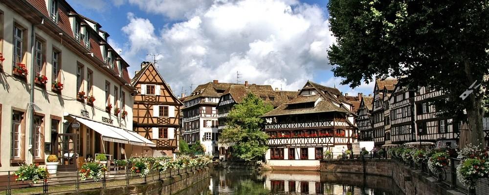 Destinazione per seminari a Strasburgo (67000)