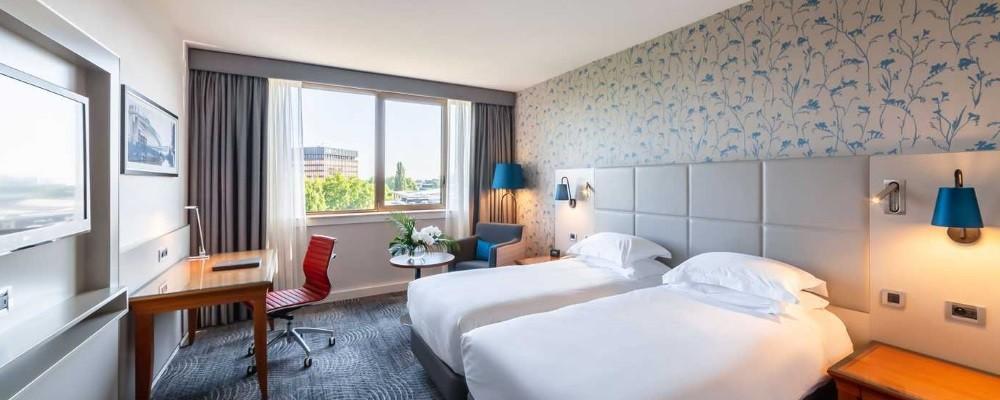 Camera d'albergo Hilton