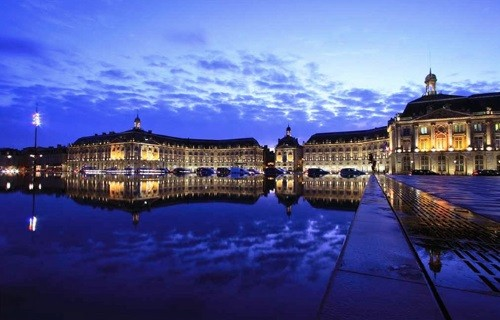 Bordeaux, city of congresses and seminars