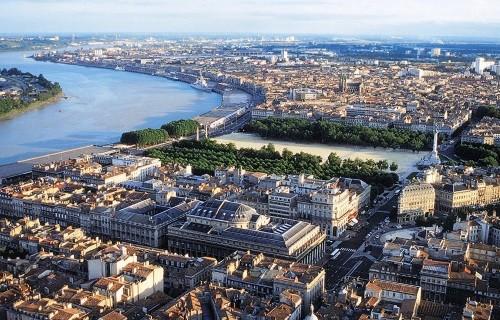 Bordeaux, die Stadt der Wahl für ein Seminar oder Konferenz