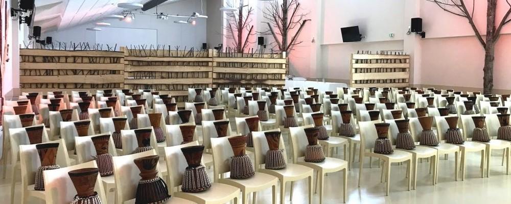 Sala dei seminari di Défiplanet
