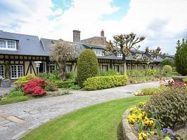 Hotel Restaurante de la Croix d'Or - El encanto de un lugar rodeado de naturaleza