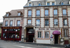 Hôtel du Dauphin - seminario L'Aigle