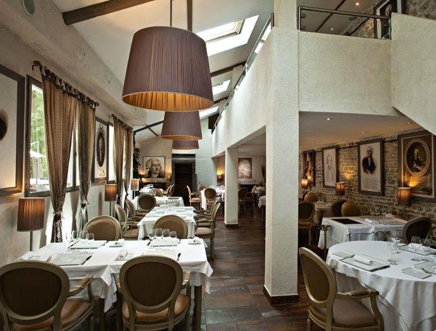 Chateau De La Caniere Restaurant