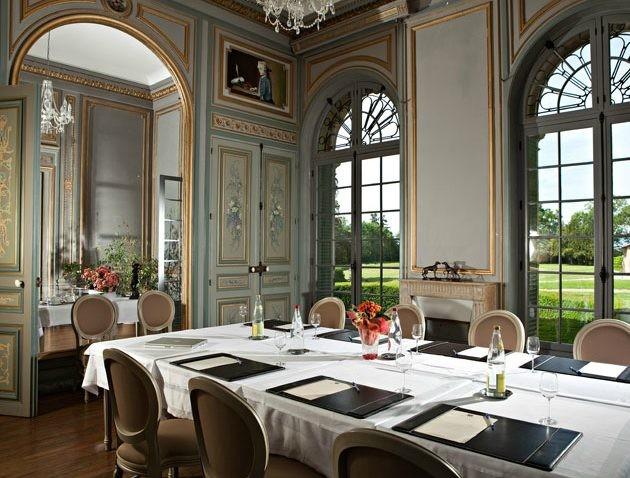 Château la canière - sala riunioni