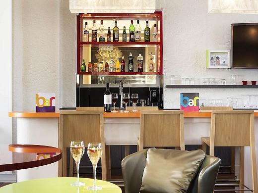 Ibis Styles Bayonne Station Zentrum - Bar