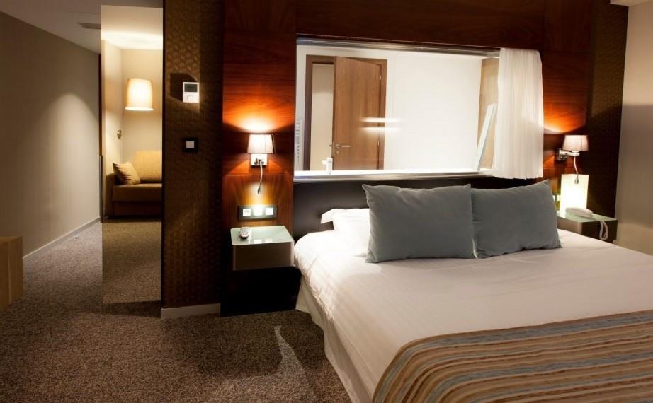 Alysson Hotel - Doppelzimmer