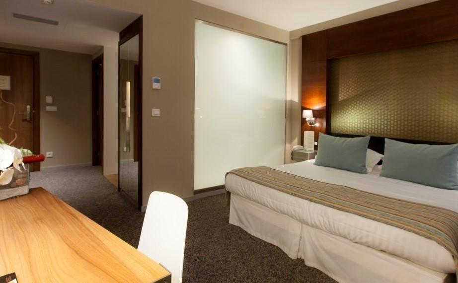 Alysson Hotel - Zimmer