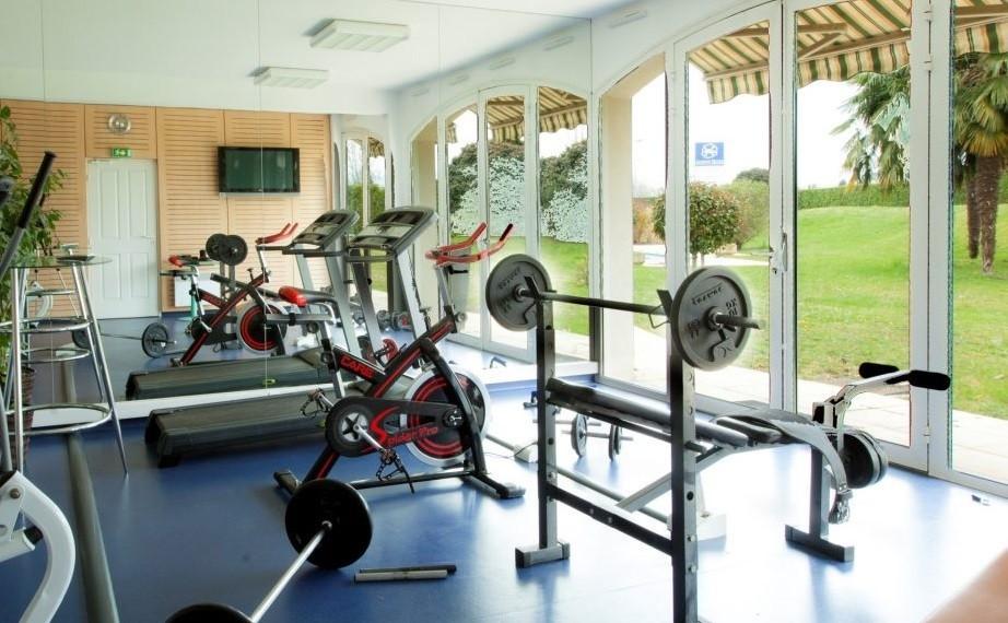 Alysson Hotel - Fitnessstudio