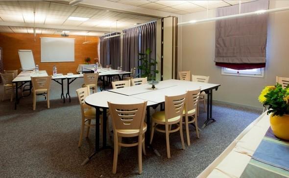 Hotel Alysson - sala de reuniones