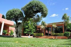 Villa Duflot - Ubicación del seminario en Perpignan