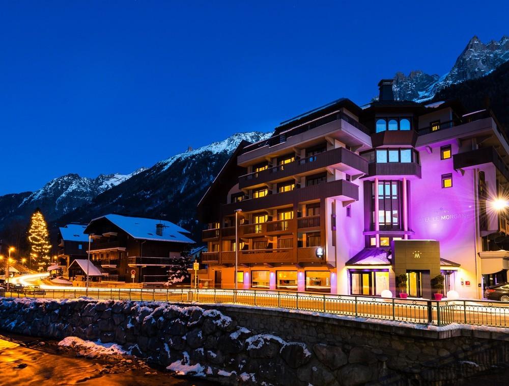 Boutique Hotel Chamonix