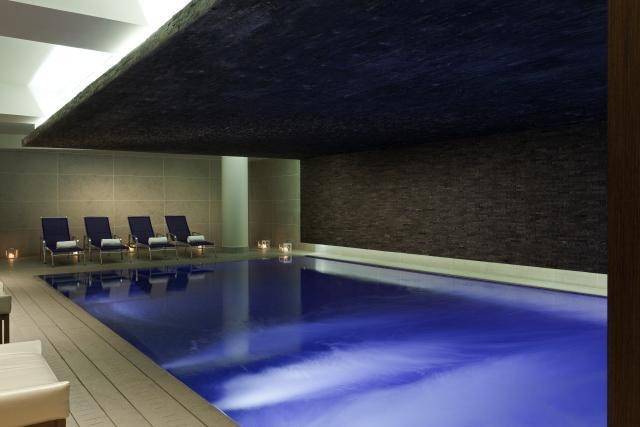 Hotel snow eagle - piscina