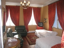 Hotel Lounge Mansion