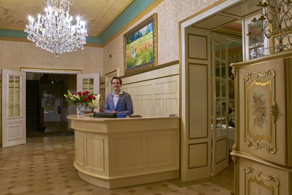 Restaurant Hotel Du Parc Mulhouse