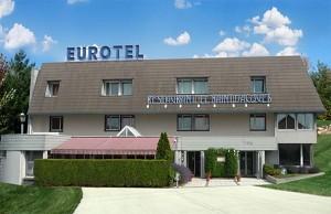 Eurotel - Facade