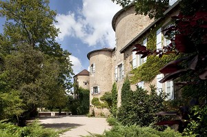 Chateau D'Ige - Sala di conferenza in un castello