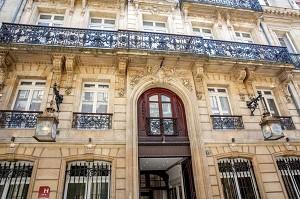 Best Western Grand Hotel Français - Vorderseite