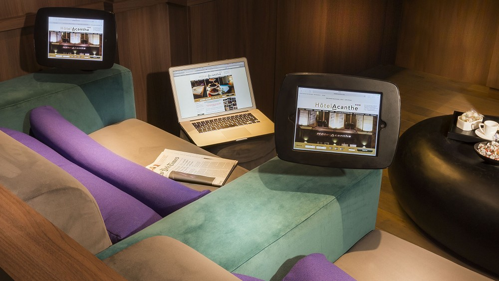 acanto Quality Hotel - canto web