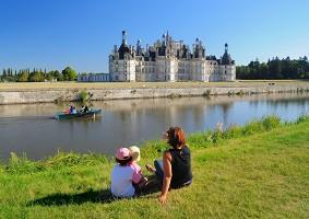 Domaine national de Chambord in 20 minuti