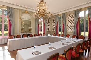 Grand Salon - Chateau du Breuil