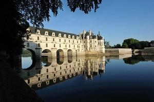 Castello di Chenonceau vicina