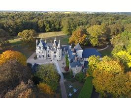 Chateau du Breuil - Le Château du Breuil e il parco 45 ettari