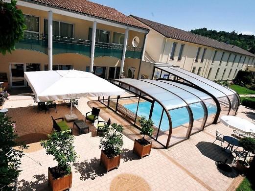 Mercure castres l'occitan - piscina cubierta