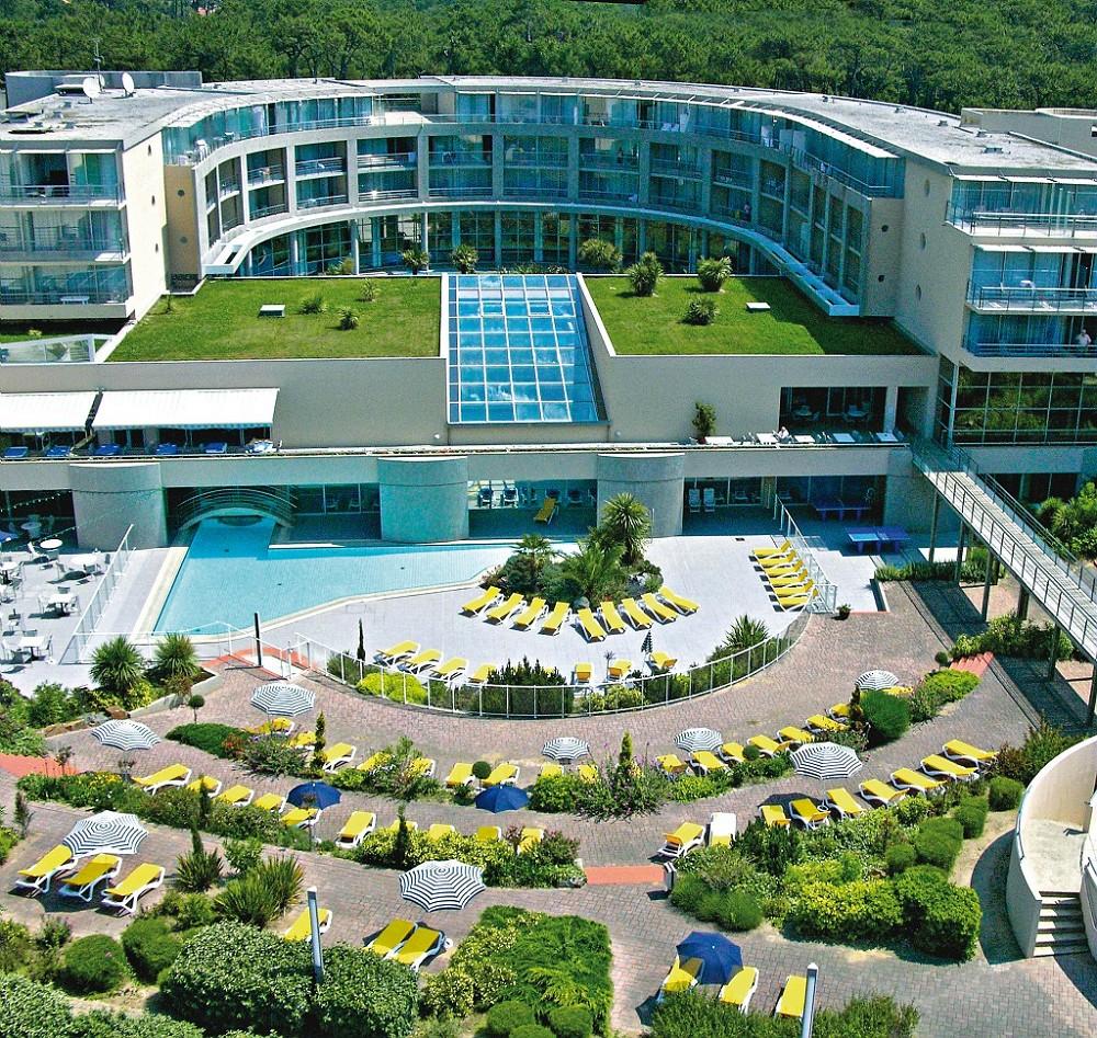 Jardins de l 39 atlantique salle s minaire la roche sur yon 85 - Camping les jardins de l atlantique ...