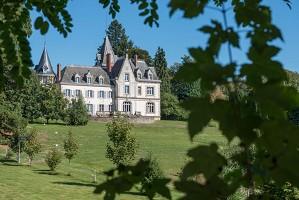 Château Saint Antoine - Castello degli eventi