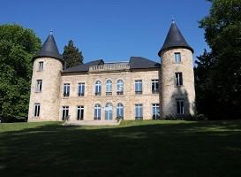 Schloss Plantadis - Schlossseminar Haute-Vienne