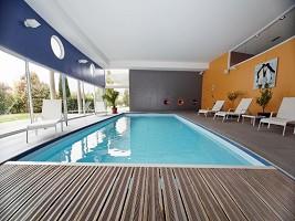 Relais de Vincey - Swimmingpool