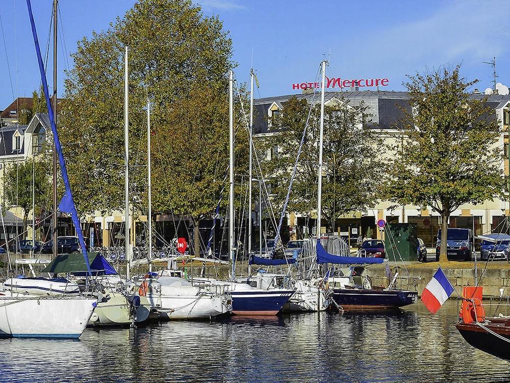 Mercure Caen Centro deportivo - Hotel **** seminario en Caen
