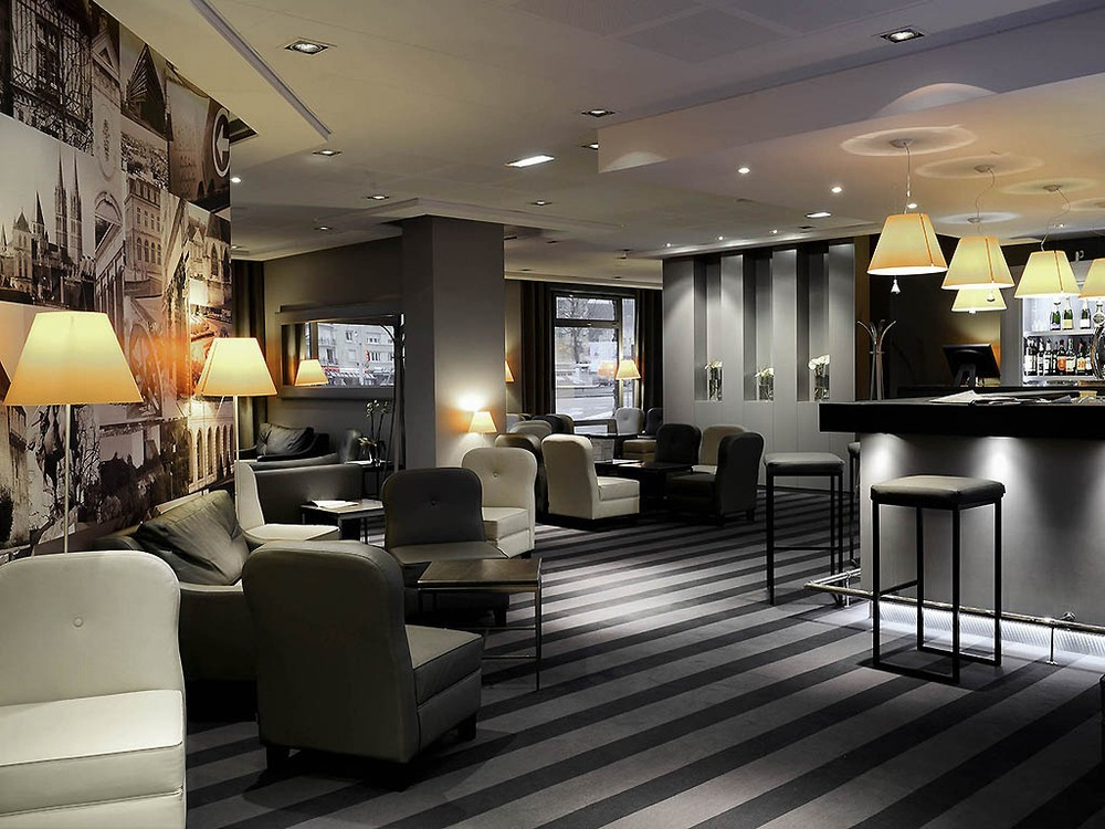 Mercure Caen Center Marina - im Hotel