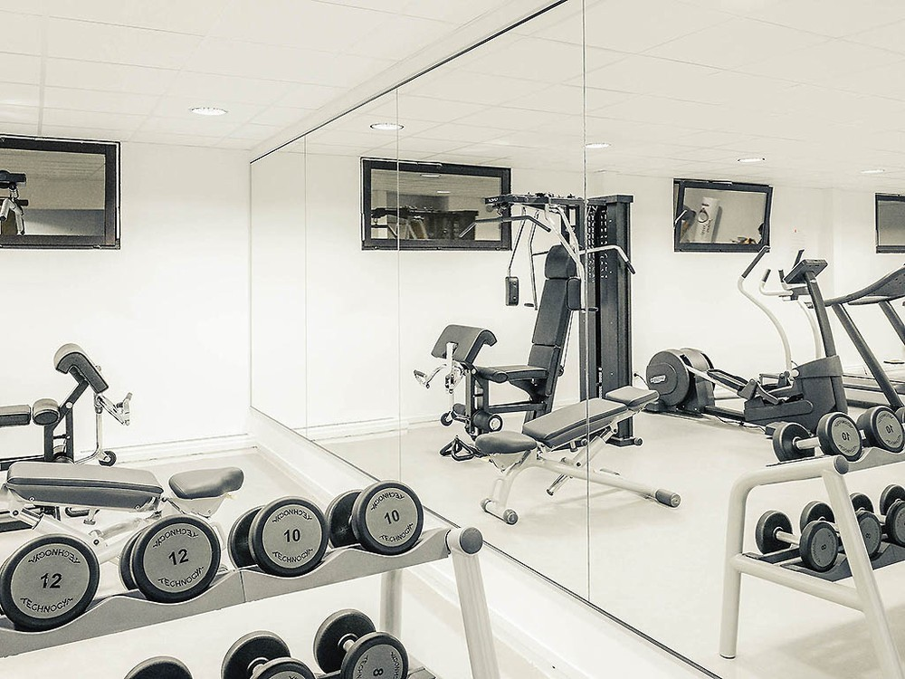 Mercure Caen Centre marina - Fitness-Studio