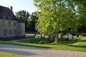 Château de Bois Le Roi - Schlossfassade