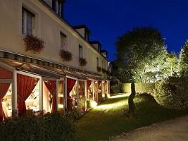 Hostellerie des Clos - Por la noche