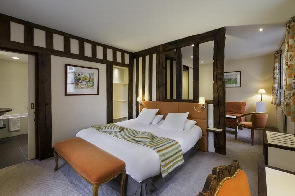 Hotel restaurante delfines y spa priorato - habitación.