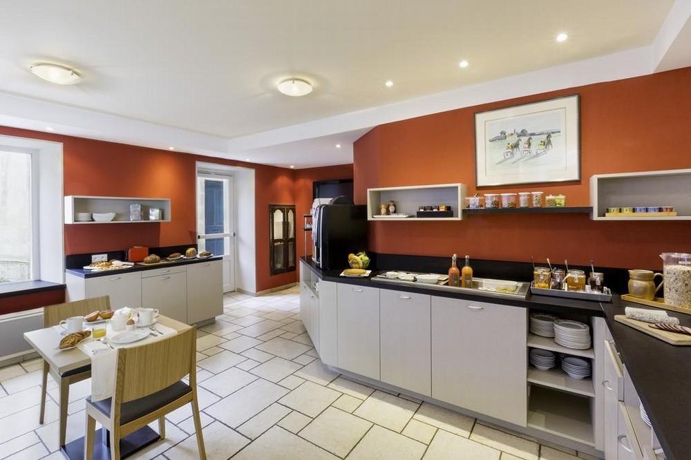 Hotelrestaurant Delphin und Priorat Spa - Frühstück