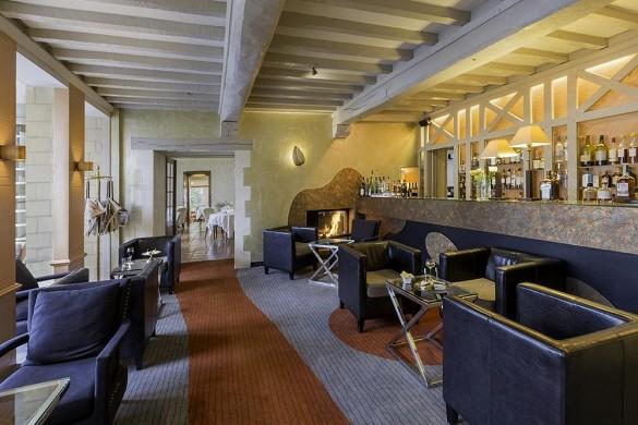 Hotelrestaurant das Dauphin und das Spa der Prioratbar