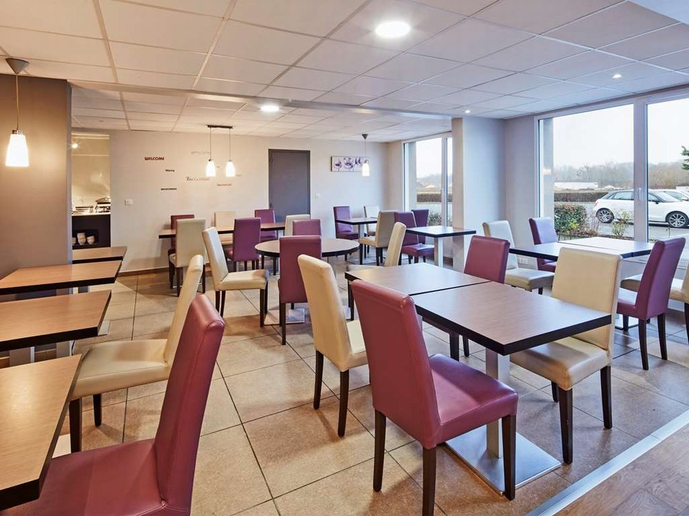 Hotel Kyriad Auxerre - establecimiento gastronómico