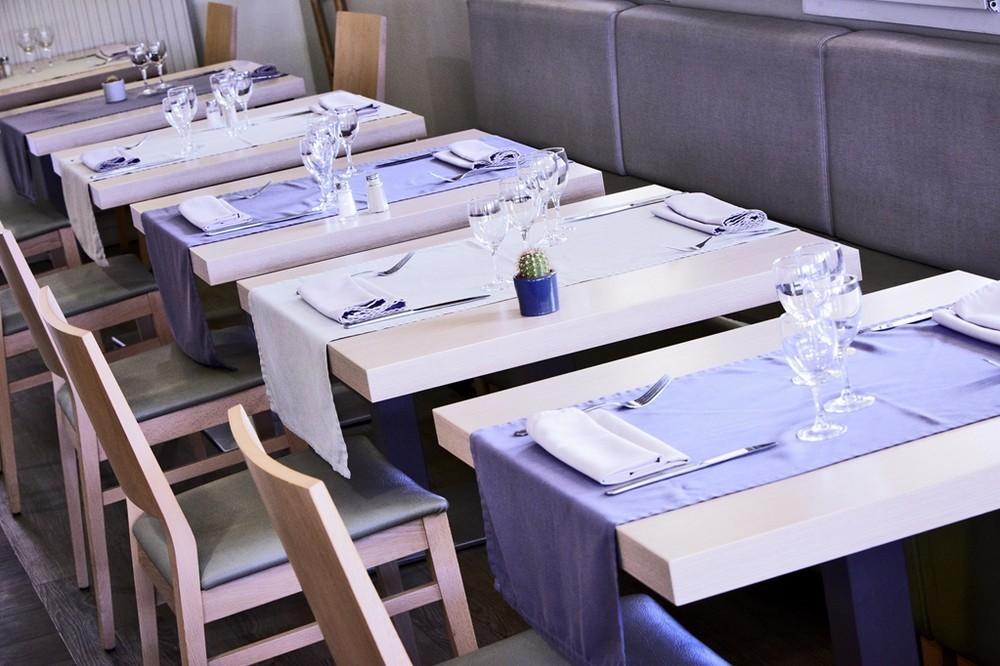 Kyriad hotel auxerre - restaurante