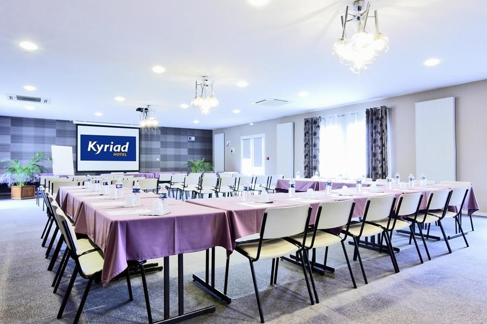 Kyriad hotel auxerre - sala de seminarios
