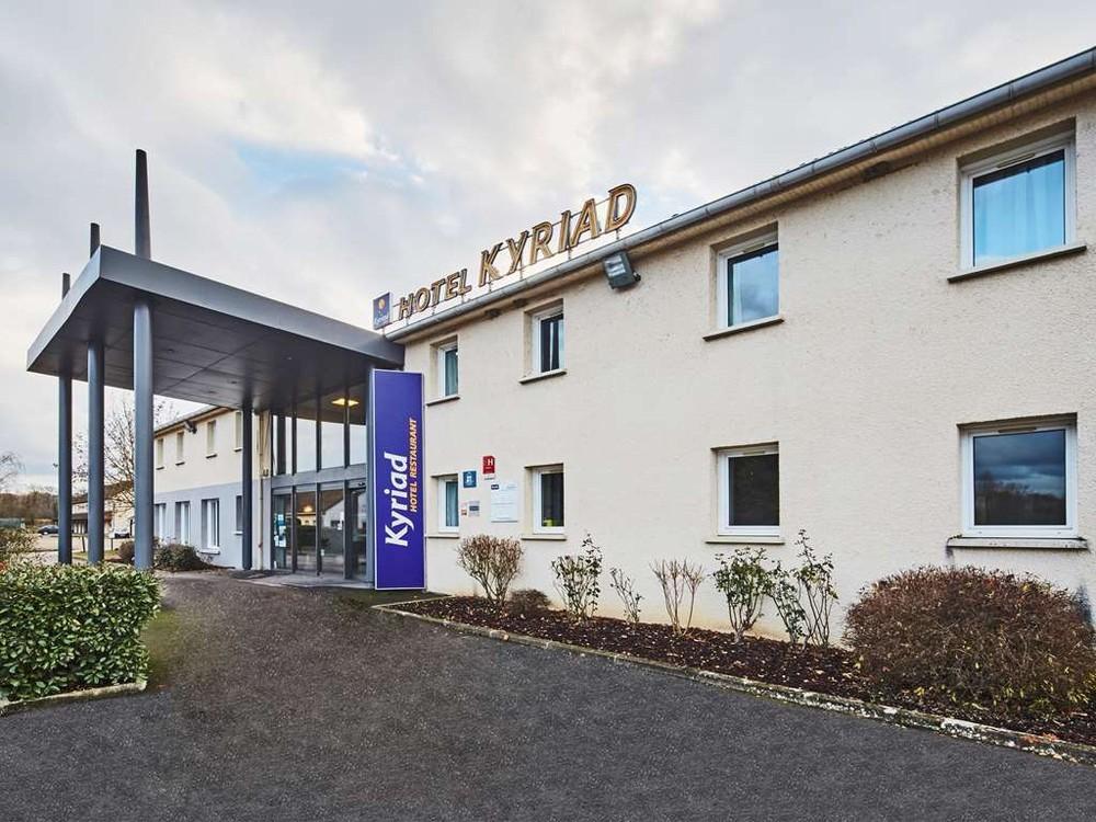 Kyriad Hotel auxerre - exterior