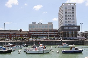 Holiday Inn Calais - Exterior