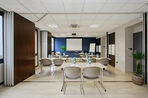 Appart'City Confort Toulouse Aéroport Blagnac - Equipped seminar room