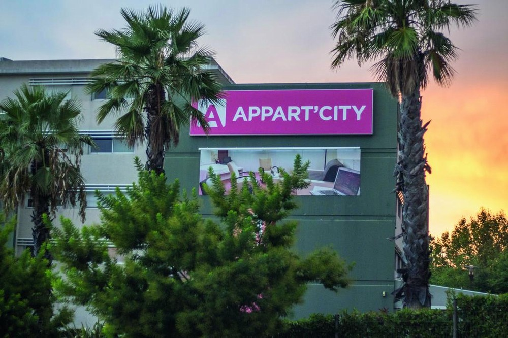 Appart City Montpellier