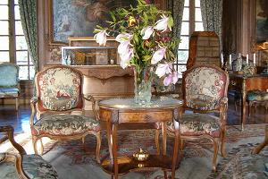 Chateau de Beaumesnil Interior