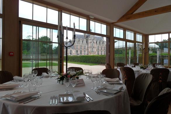 Chateau de beaumesnil tavoli